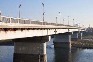 かながわの橋100選 相模大橋の写真素材 [FYI01197561]