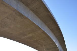 建設中の高速道路の写真素材 [FYI01197575]