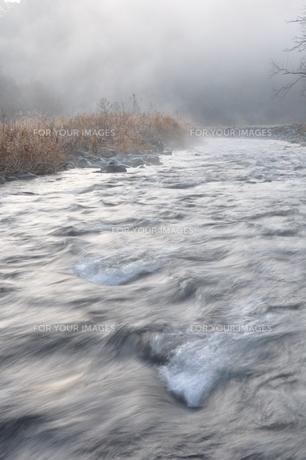 川霧の写真素材 [FYI01197746]