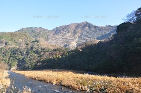 採石場の写真素材 [FYI01197753]
