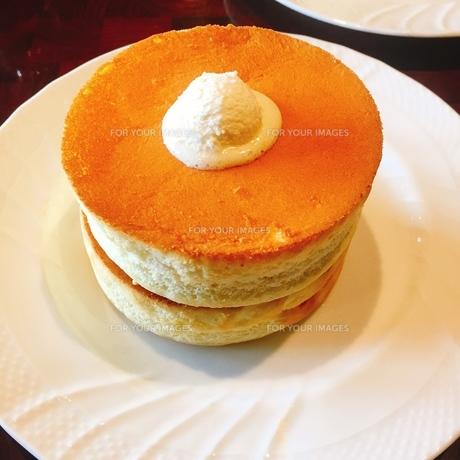 パンケーキの写真素材 [FYI01198030]