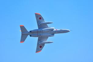 航空自衛隊のT-4練習機の写真素材 [FYI01198594]