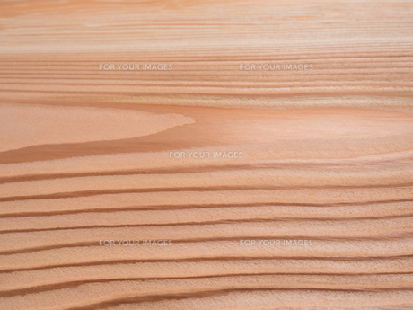 木目のきれいなスギ板の写真素材 [FYI01198704]