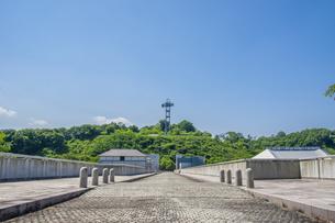 三春ダムの写真素材 [FYI01198890]