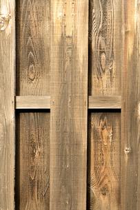 木塀の写真素材 [FYI01198912]