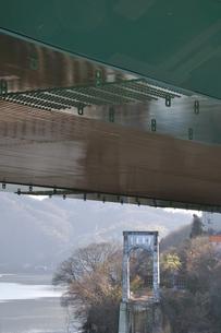 勝瀬橋の写真素材 [FYI01199023]
