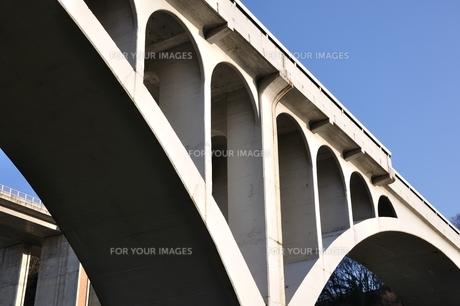 かながわの橋100選 小倉橋の写真素材 [FYI01199073]