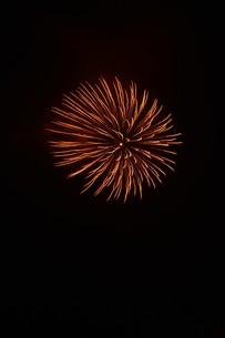夜空を彩る夏の風物詩 ・ 花火大会の写真素材 [FYI01199306]