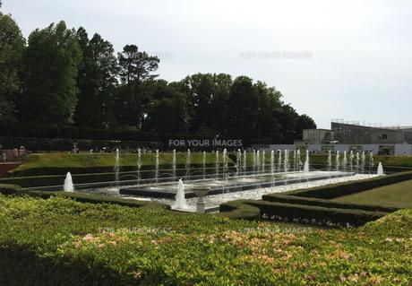 噴水の写真素材 [FYI01199539]
