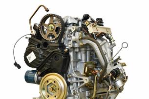 自動車エンジンの修理の写真素材 [FYI01199975]