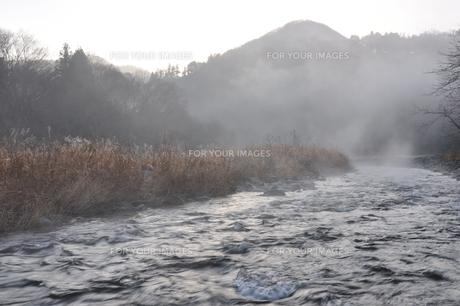 川霧の写真素材 [FYI01200050]