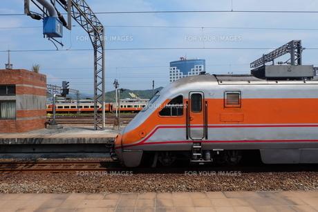 台湾 鉄道の写真素材 [FYI01200187]