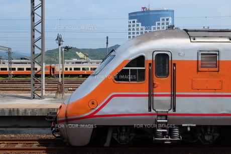 台湾 鉄道の写真素材 [FYI01200188]
