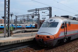 台湾 鉄道の写真素材 [FYI01200189]