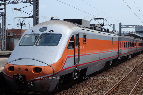 台湾 鉄道の写真素材 [FYI01200190]