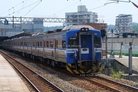 台湾 鉄道の写真素材 [FYI01200191]