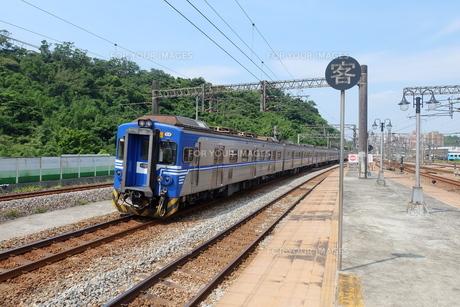 台湾 鉄道の写真素材 [FYI01200192]