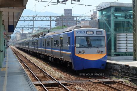 台湾 鉄道の写真素材 [FYI01200194]
