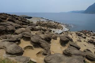 台湾 奇岩の写真素材 [FYI01200237]