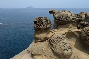 台湾 奇岩の写真素材 [FYI01200239]