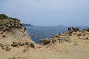 台湾 奇岩の写真素材 [FYI01200241]