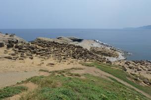 台湾 奇岩の写真素材 [FYI01200243]