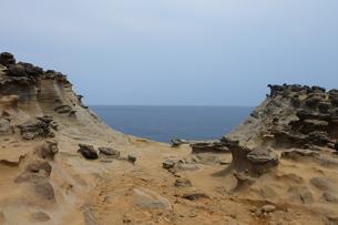 台湾 奇岩の写真素材 [FYI01200245]