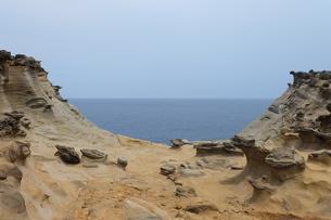 台湾 奇岩の写真素材 [FYI01200246]