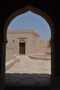 オマーン イスラム建築の写真素材 [FYI01200278]