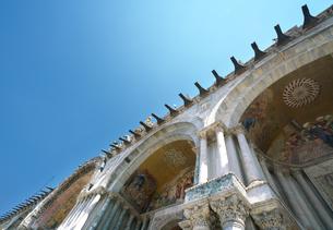 サンマルコ寺院のガーゴイルの写真素材 [FYI01200355]