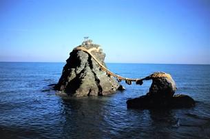 鳥羽二見浦の風景の写真素材 [FYI01200454]