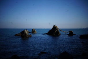 鳥羽二見浦の風景の写真素材 [FYI01200459]