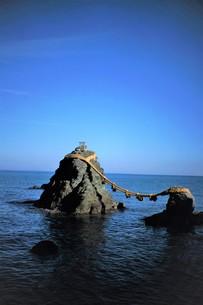 鳥羽二見浦の風景の写真素材 [FYI01200469]