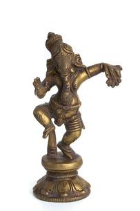 ガネーシャ像の写真素材 [FYI01200567]