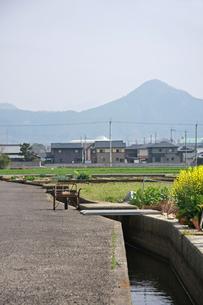 田舎の風景の写真素材 [FYI01200665]