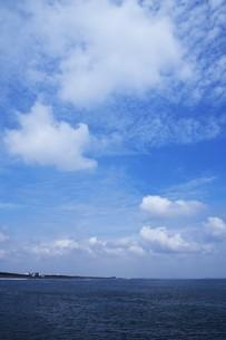 夏の思い出 湘南ビーチの写真素材 [FYI01201400]