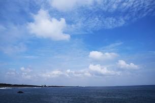 夏の思い出 湘南ビーチの写真素材 [FYI01201404]