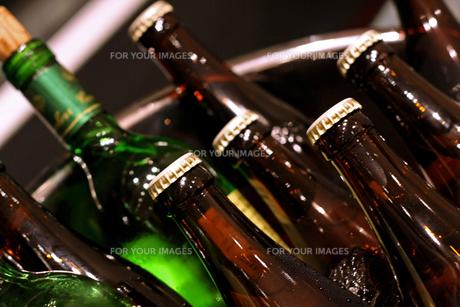瓶の写真素材 [FYI01201463]