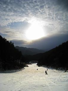 スキー場の写真素材 [FYI01201545]