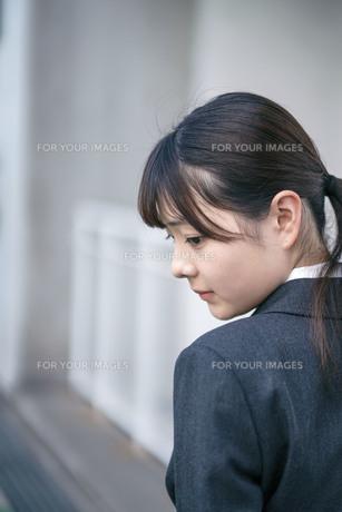 青山裕企講師による撮影実習・セミナー ~みんなでつくる「スクールガール・コレクション」の写真素材 [FYI01201552]