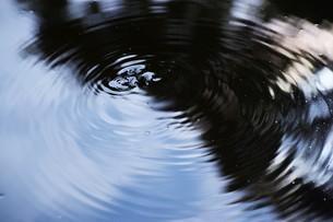 水の抽象の写真素材 [FYI01201577]