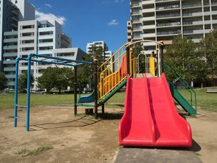 公園の遊具の写真素材 [FYI01202022]