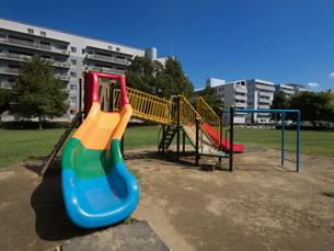 公園の遊具の写真素材 [FYI01202025]