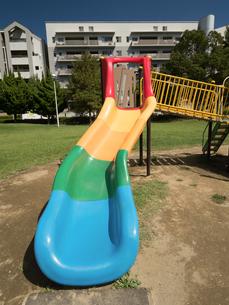 公園の遊具の写真素材 [FYI01202026]