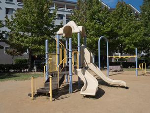 公園の遊具の写真素材 [FYI01202030]