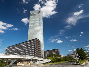幕張の高層ホテルの写真素材 [FYI01202037]