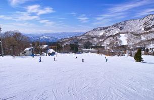 スキー場の写真素材 [FYI01202276]