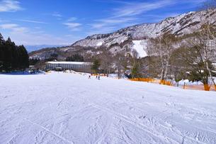 スキー場の写真素材 [FYI01202277]
