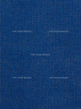 青い織物の写真素材 [FYI01202414]