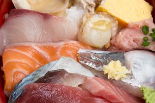 海鮮丼の写真素材 [FYI01202427]